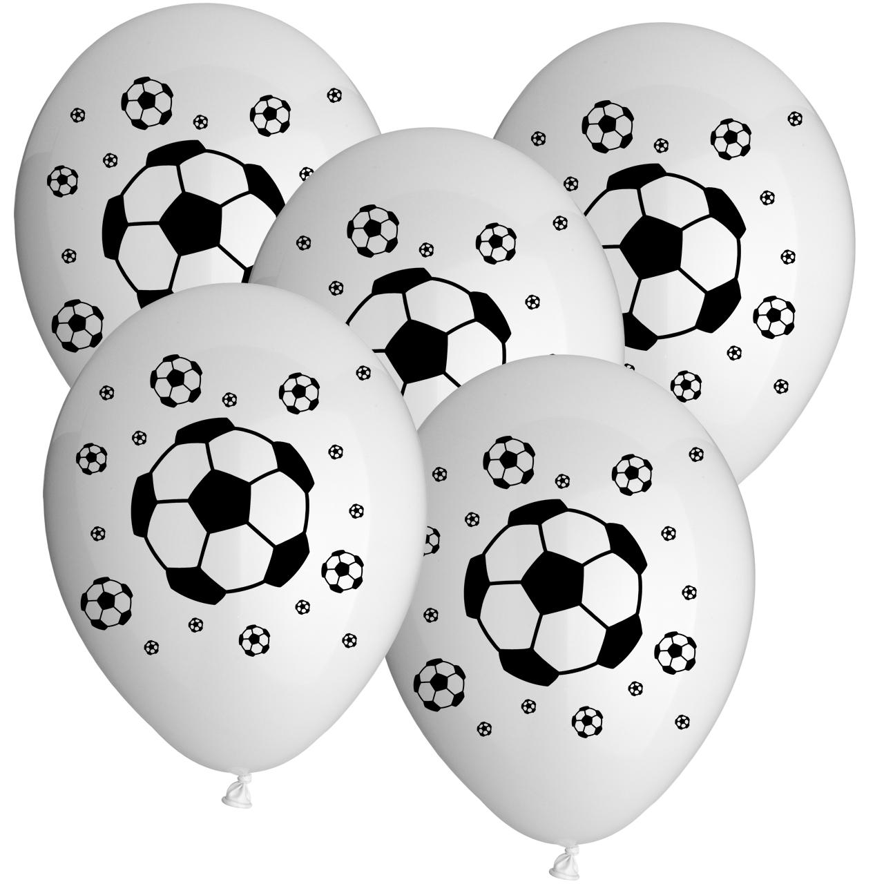 Ballon Boutique Fussball Ballons Luftballon Fussball